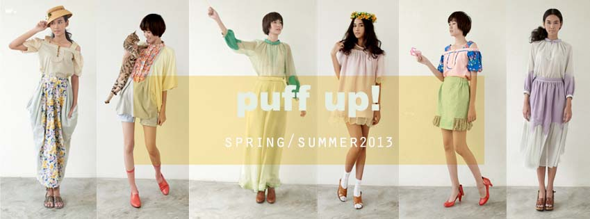 Puff Up SS13